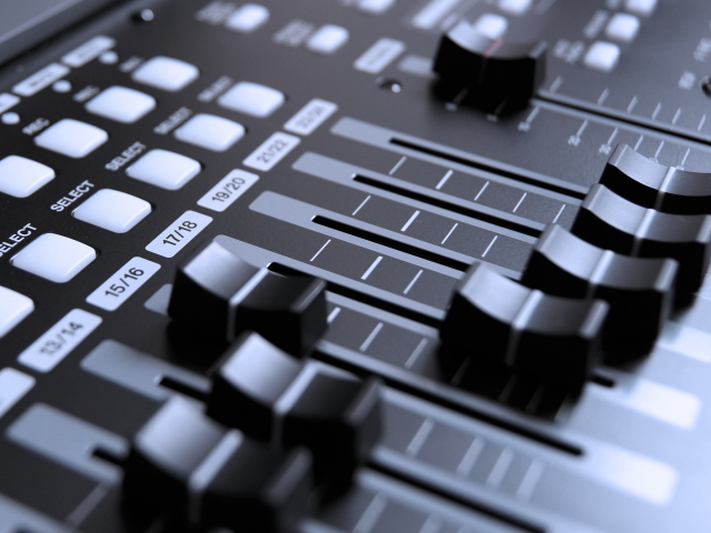 Use Case 1: Live audio production